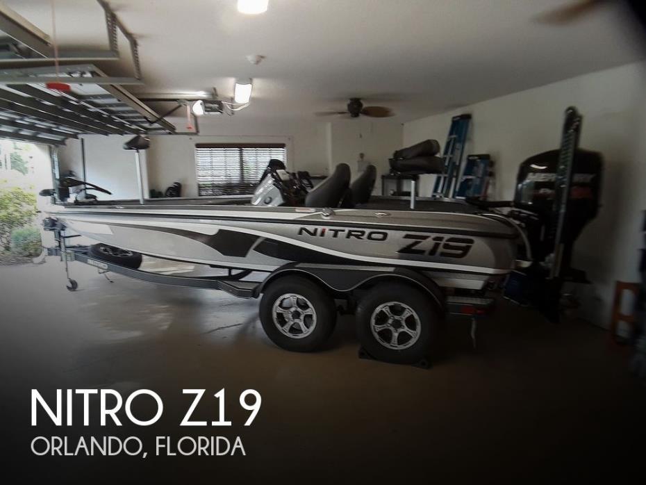 2017 Nitro Z19