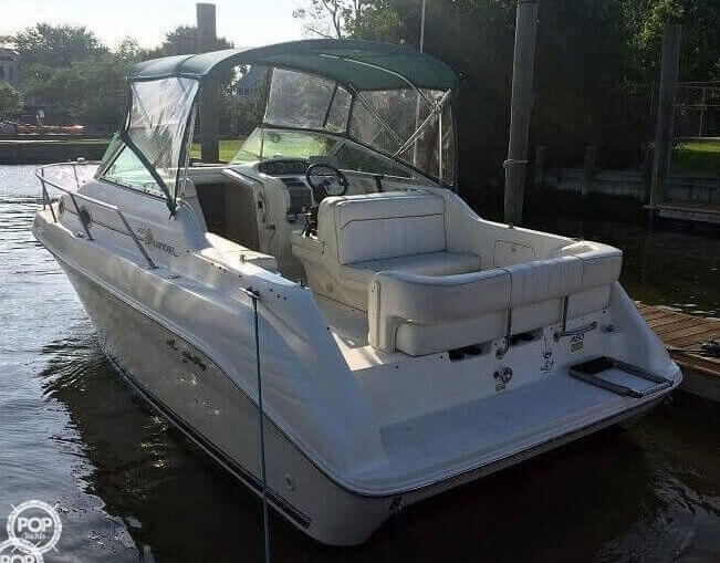 1997 Sea Ray 250 Sundancer