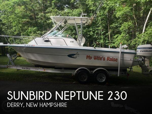 1998 Sunbird Neptune 230