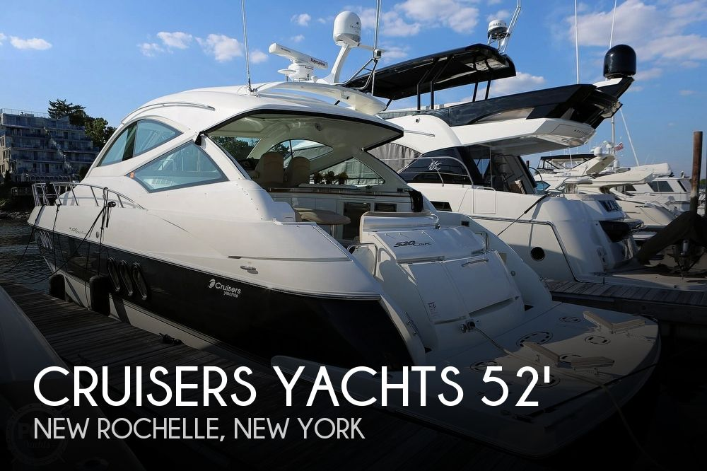 2009 Cruisers Yachts 520 Sports Coupe