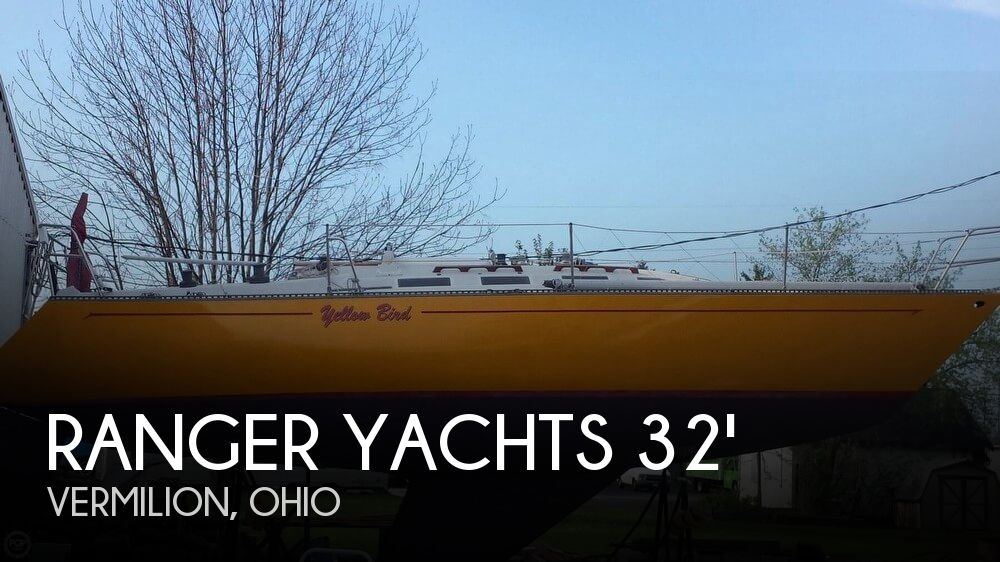 1974 Ranger Yachts 32 Masthead Sloop
