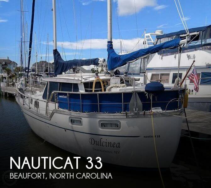 1984 Nauticat 33