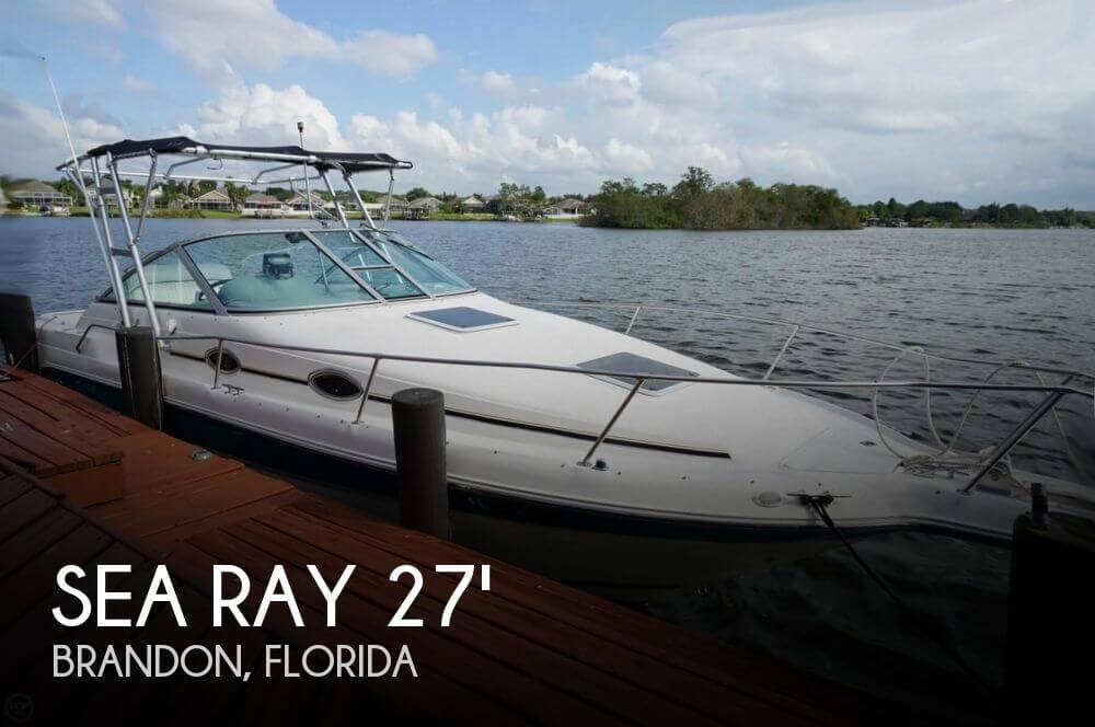 1994 Sea Ray 270 Sundancer