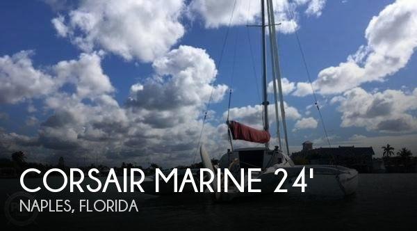 1996 Corsair Marine Mark-II 24