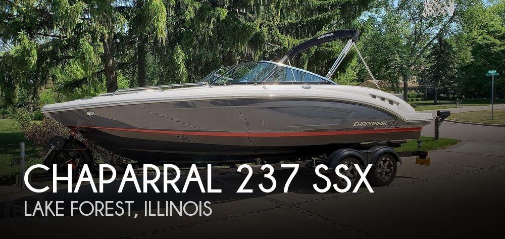 2020 Chaparral 237 SSX