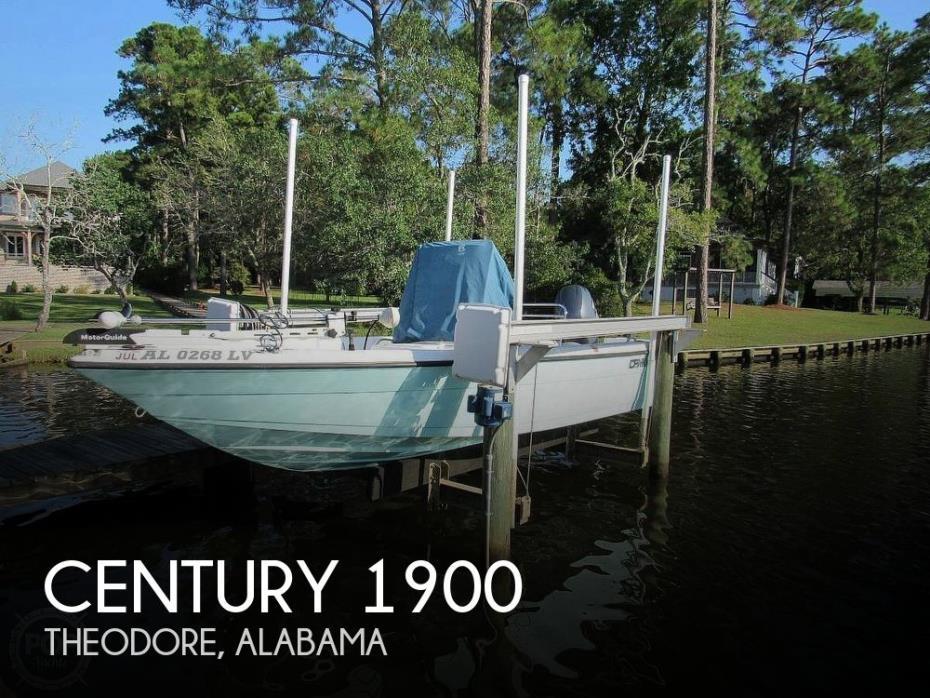 2009 Century 1900