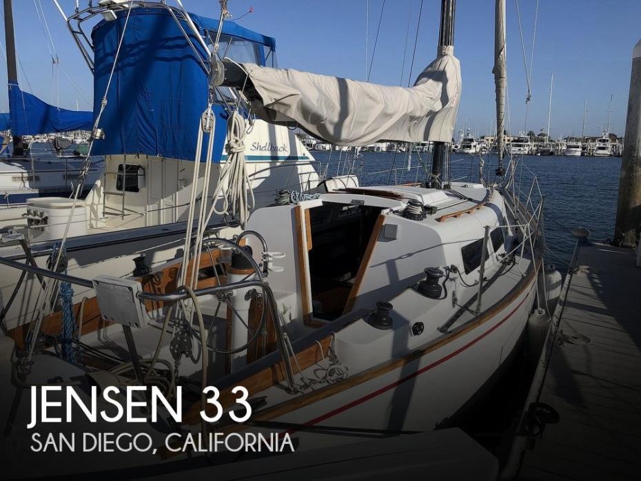 1974 Jensen 33