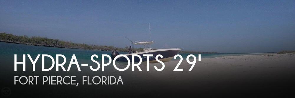 2006 Hydra-Sports 2900 CC Vector