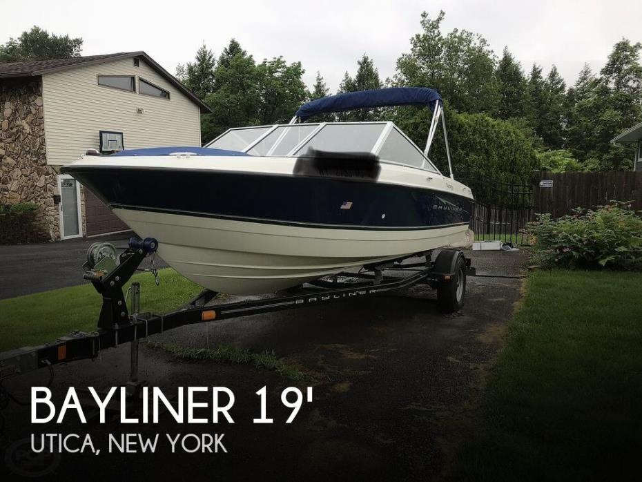 2011 Bayliner Discovery 195