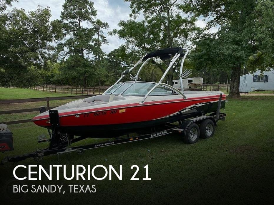 2007 Centurion 21