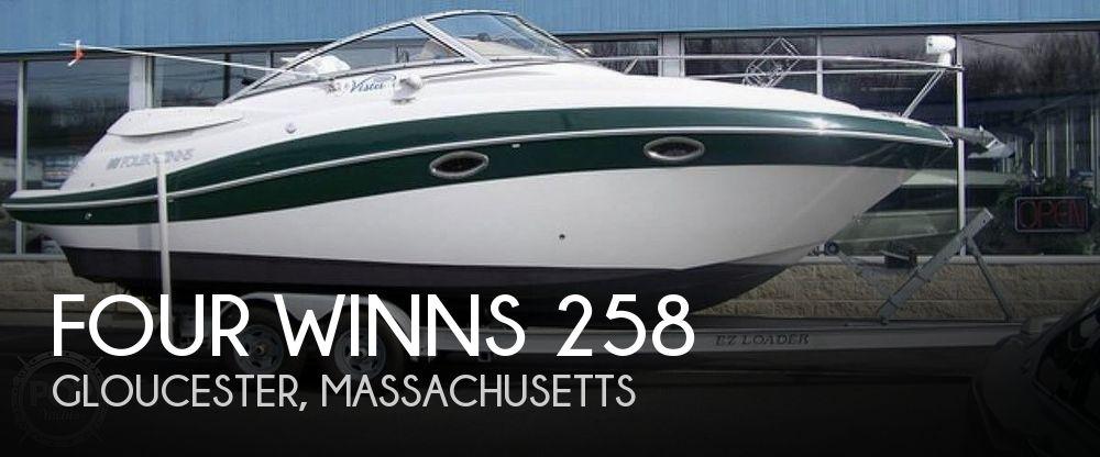 2006 Four Winns Vista 258