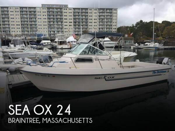 1991 Sea Ox 24