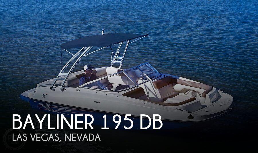 2016 Bayliner 195 DB