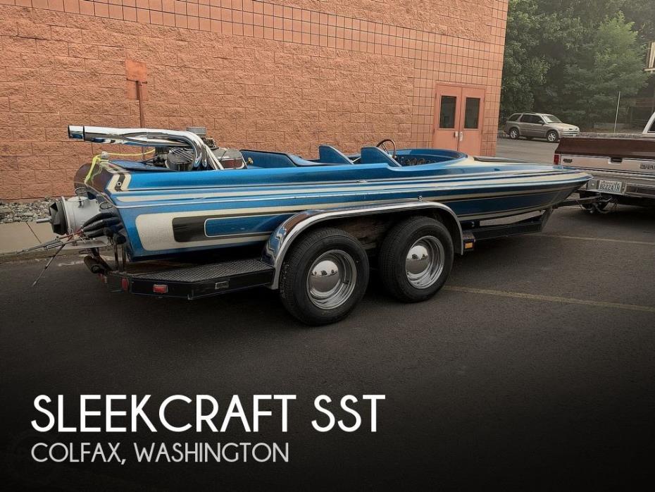 1979 Sleekcraft SST