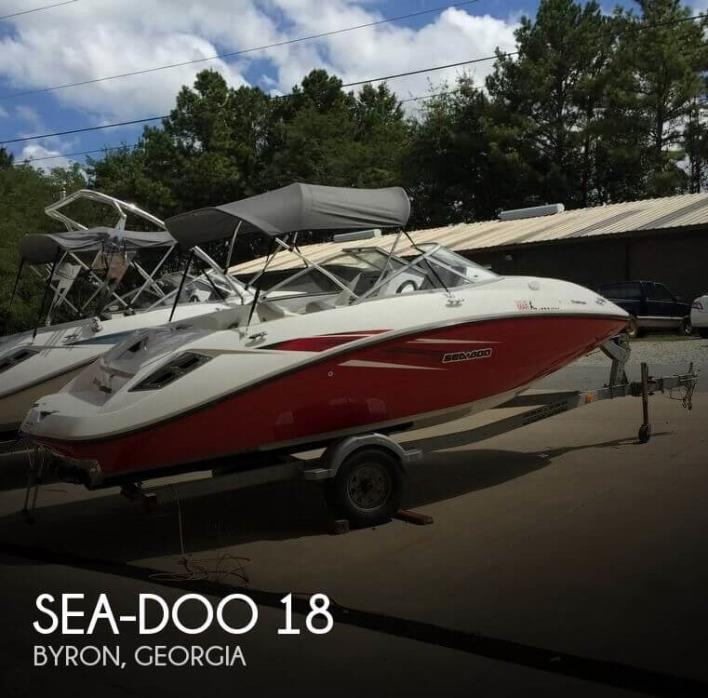 2009 Sea-Doo 18