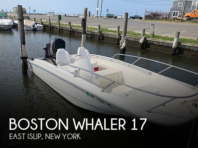 2016 Boston Whaler 17