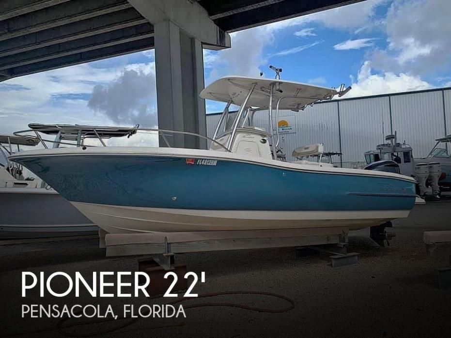 2014 Pioneer Sportfish 222