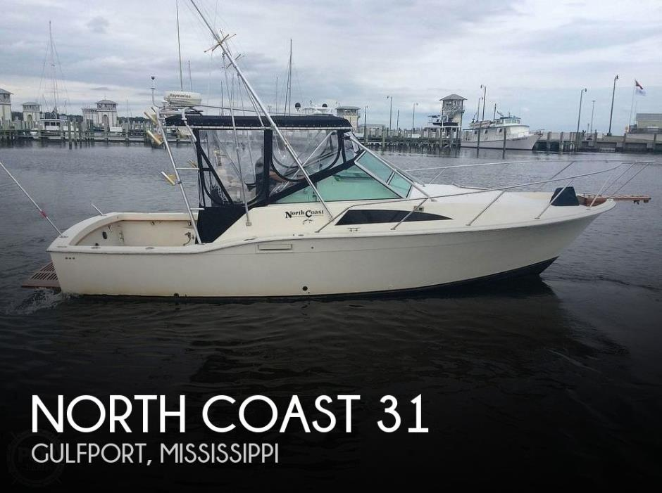 1989 North Coast 31 Express