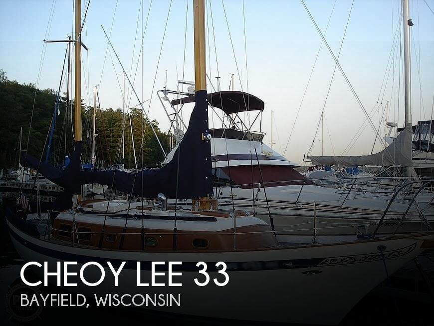 1972 Cheoy Lee 33 Clipper