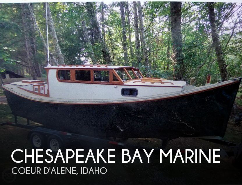 2019 Chesapeake Bay Marine Redwing 26