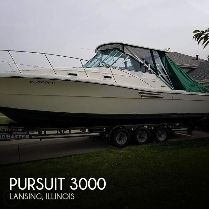 2001 Pursuit 3000 Express