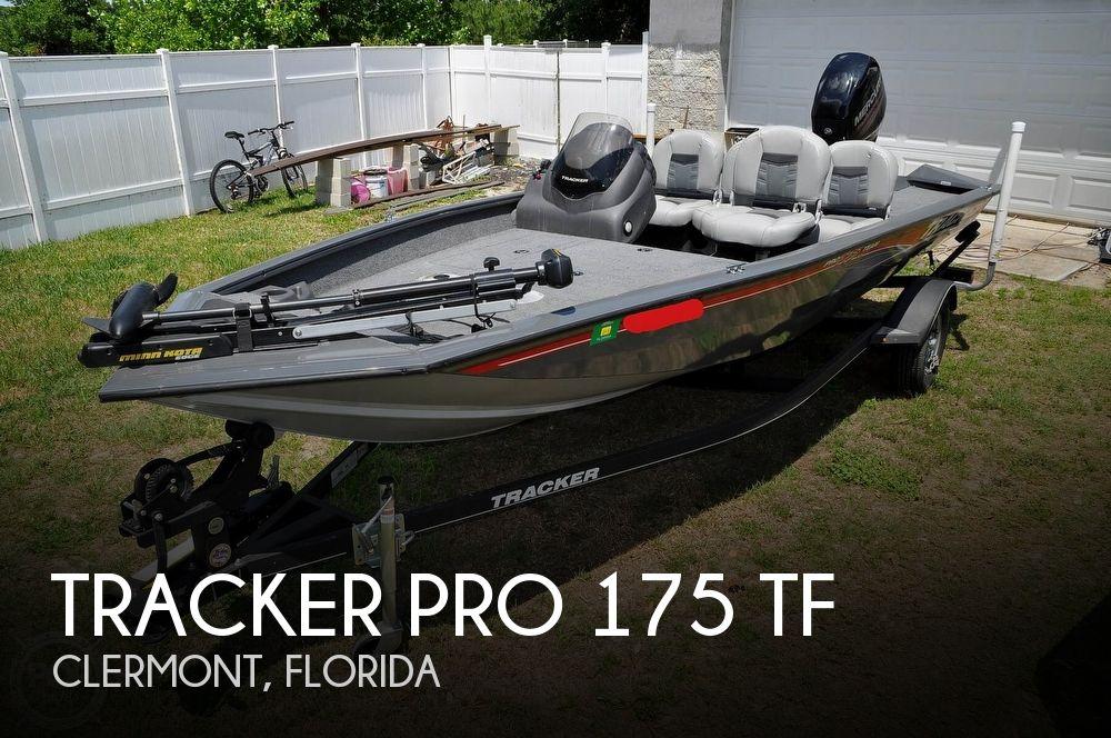 2018 Tracker Pro 175 TF