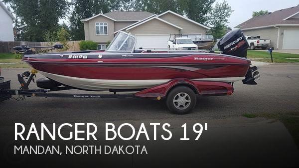 2017 Ranger Boats Reata 1850