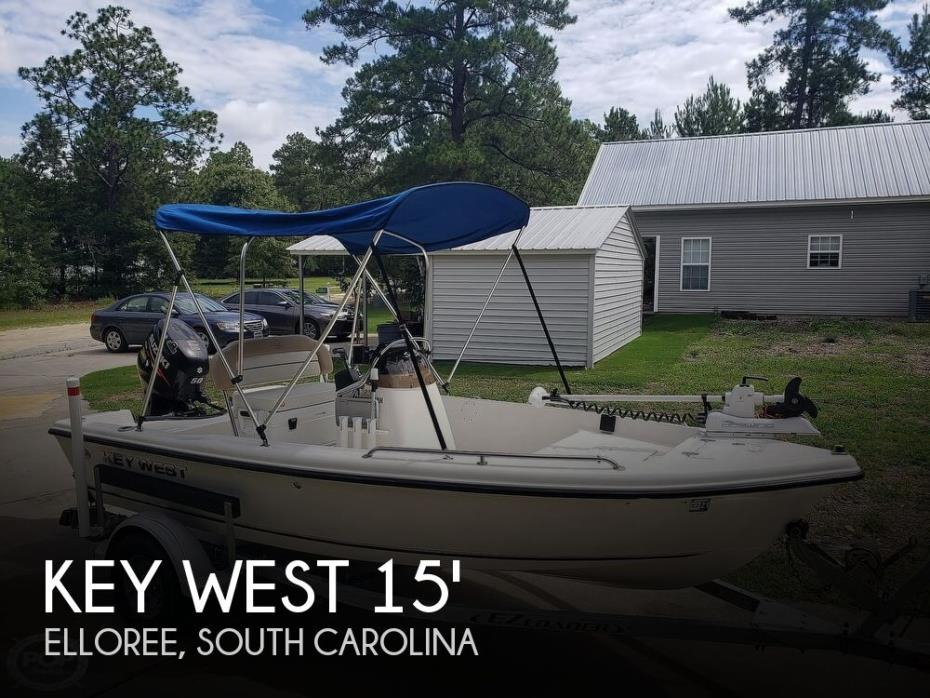2014 Key West 152 Sportsman