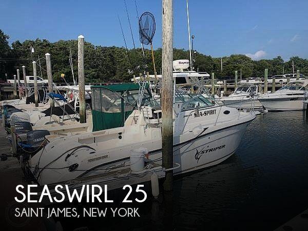 2005 Seaswirl 2601 Walkaround