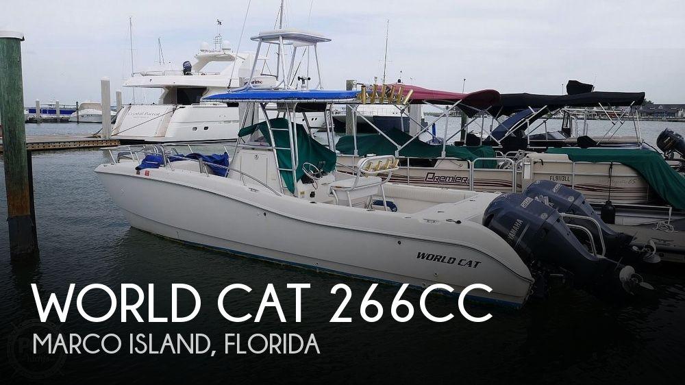 2001 World Cat 266CC