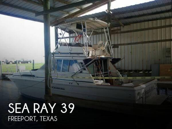 1983 Sea Ray 39