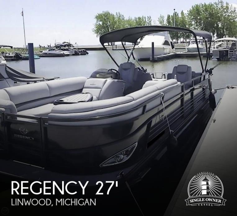 2017 Regency 254 LE3 Sport Edition