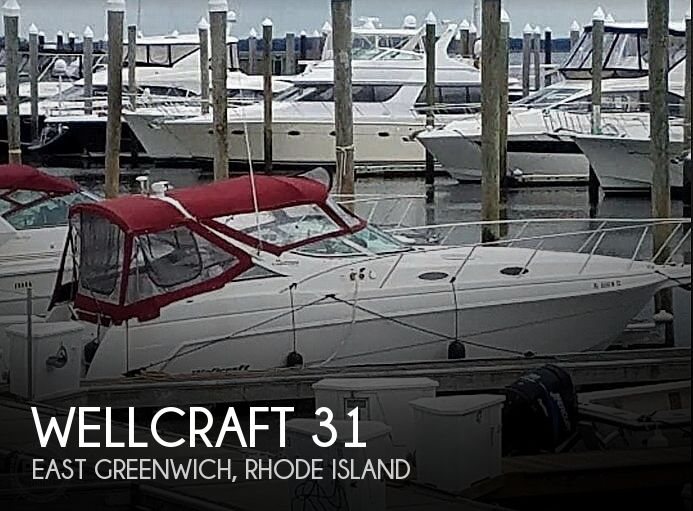 2000 Wellcraft 31