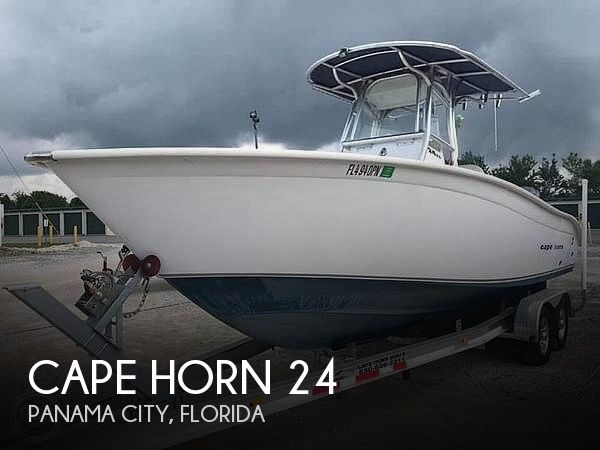 2013 Cape Horn 24xs