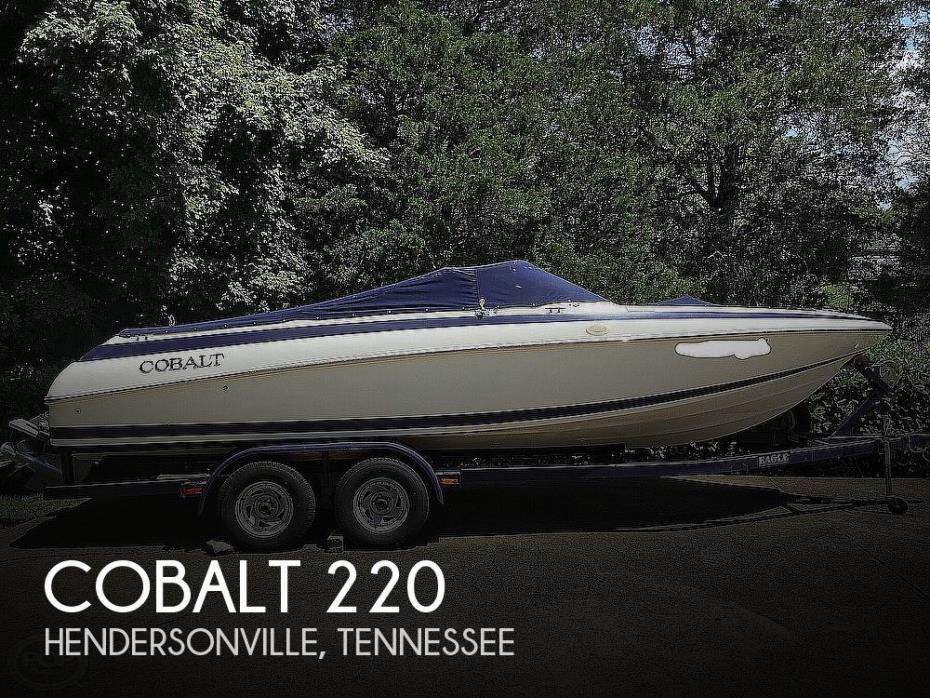 1998 Cobalt 220