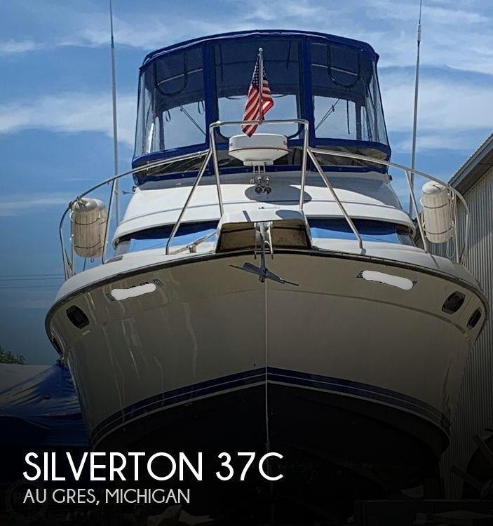 1990 Silverton 37C