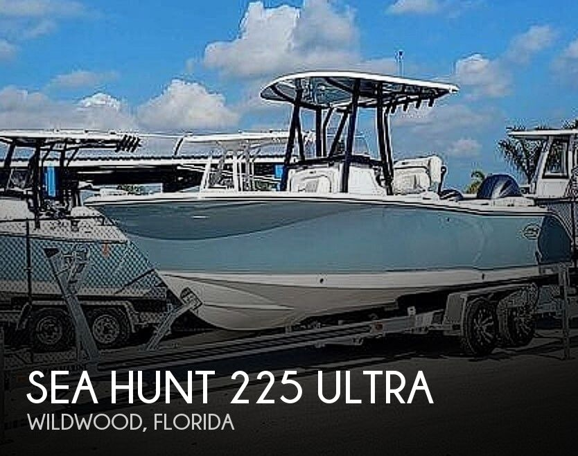 2020 Sea Hunt 225 Ultra