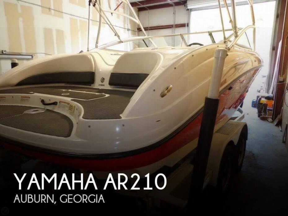 2006 Yamaha AR210