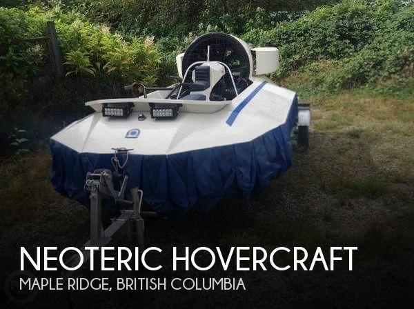 2006 Neoteric Hovercraft Hovertrek