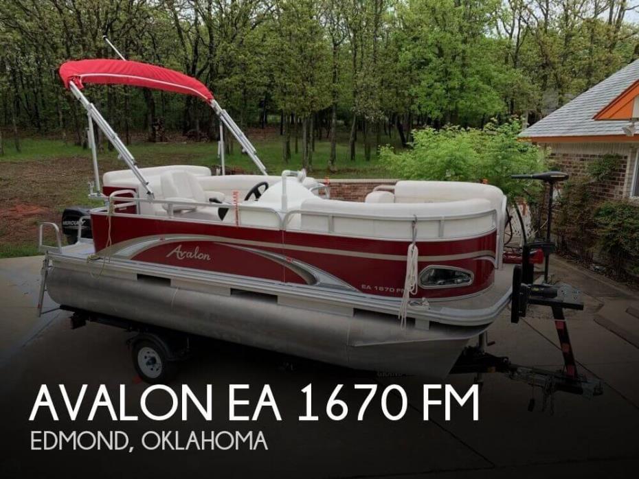 2017 Avalon EA 1670 FM