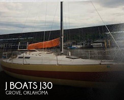 1980 J Boats J30