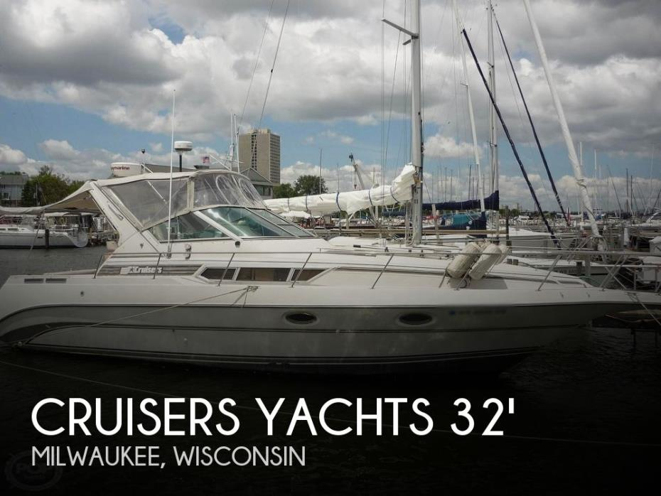 1990 Cruisers Yachts Esprit 3270