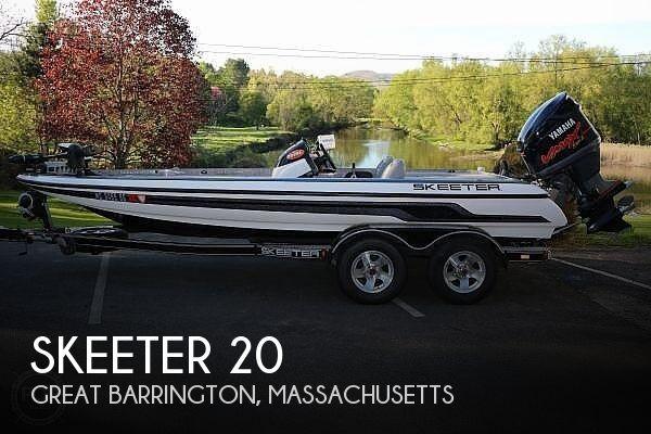 2008 Skeeter 20
