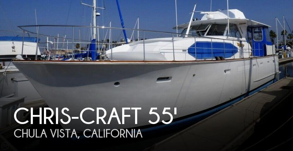 1973 Chris-Craft 55 Roamer