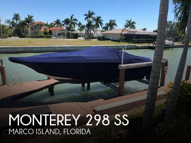 2002 Monterey 298 SS
