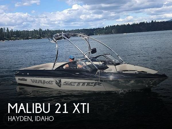 2008 Malibu 21 XTI