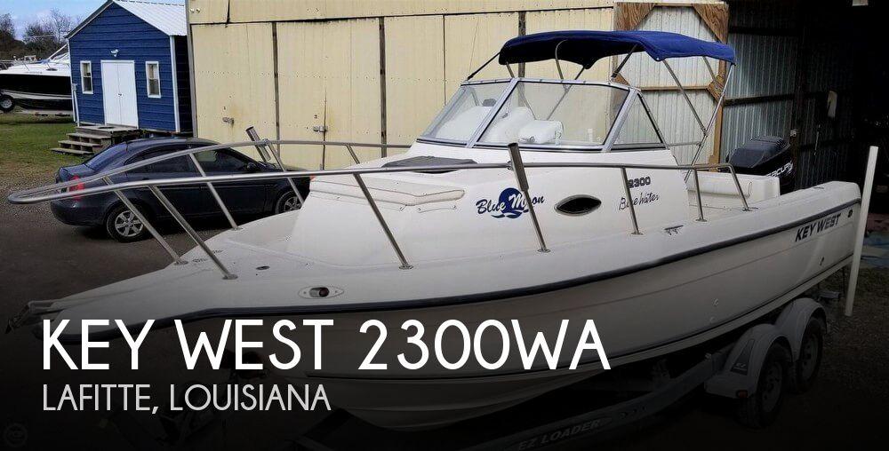 2000 Key West 2300WA