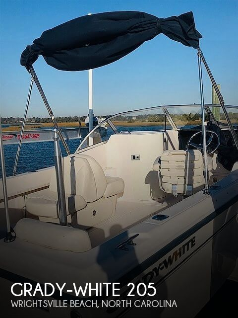 BOAT COVER fits Grady-White Boats 225 Freedom 2011 2012 TRAILERABLE