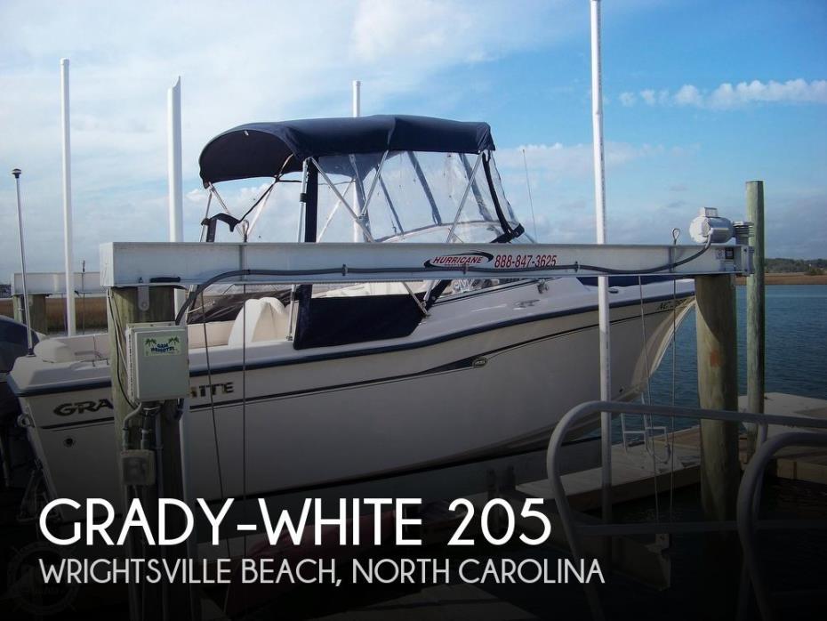 2008 Grady-White 205 Tournament