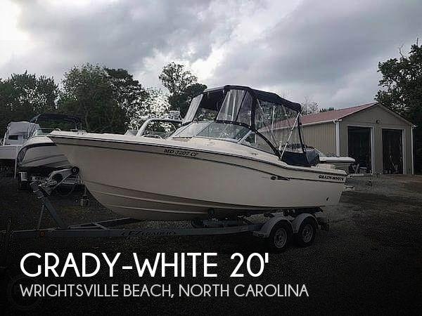 Grady White boats for sale in North Carolina